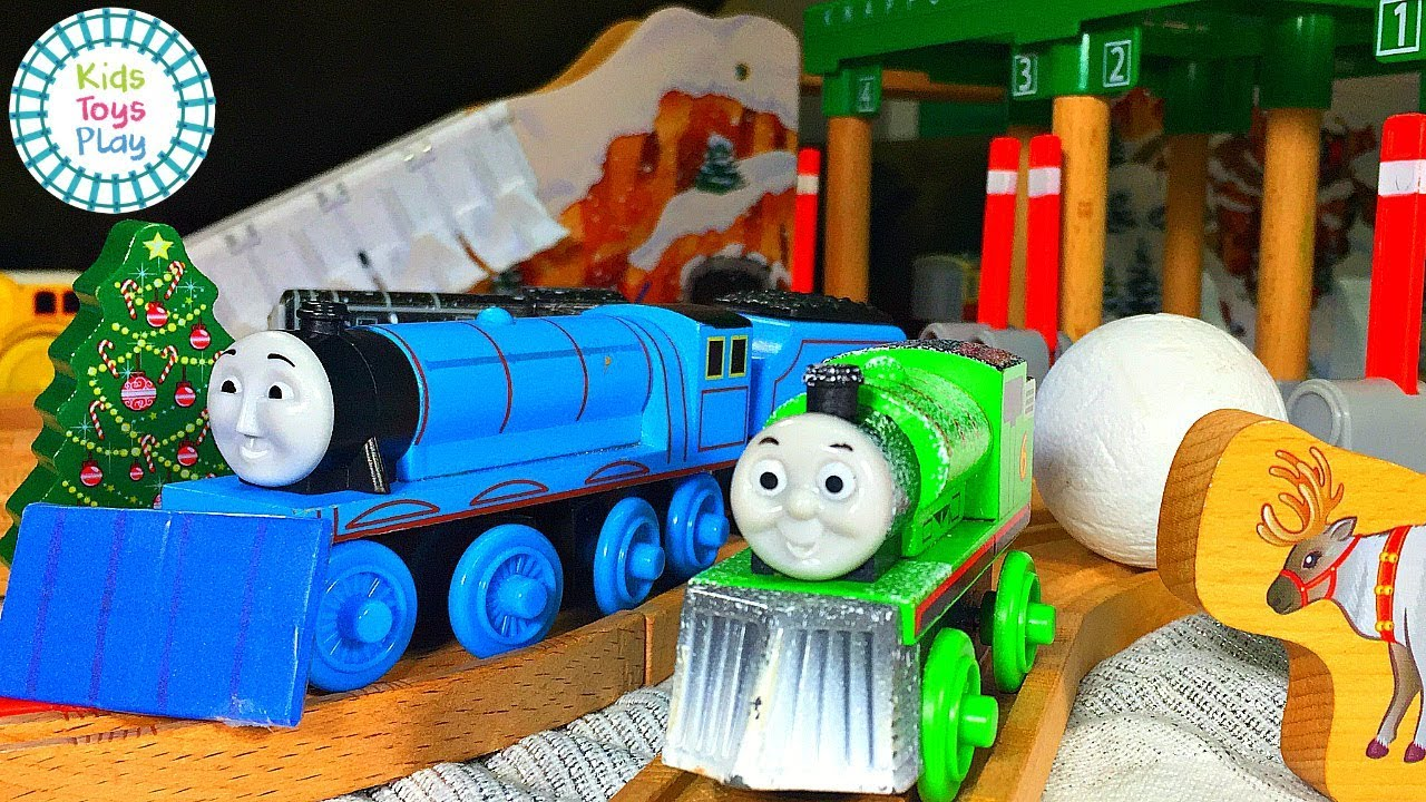 Thomas Full Episode Track Build | Thomas and Friends Toy Train Videos for Kids