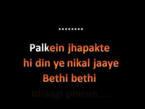 agar-tum-saath-ho-karaoke-song-tamasha-arijit-singh
