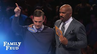 Fast Money's NEVER easy! | Family Feud