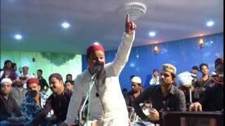 (Part 2) Azim Naza Live Qawwali Programme l Chandshahwali Dargah Urs Mubarakl Powai 2014