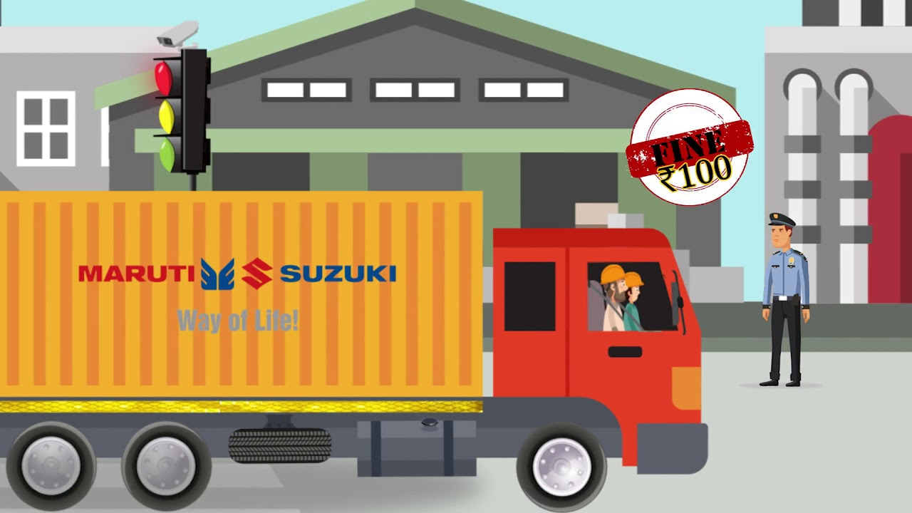 Maruti Truck Safety