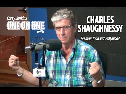 Charles Shaughnessy  One on One with Corey Jenkins