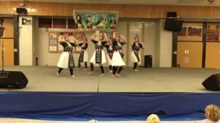 Infinity Hmong Dance @ Harding New Year 2016-17