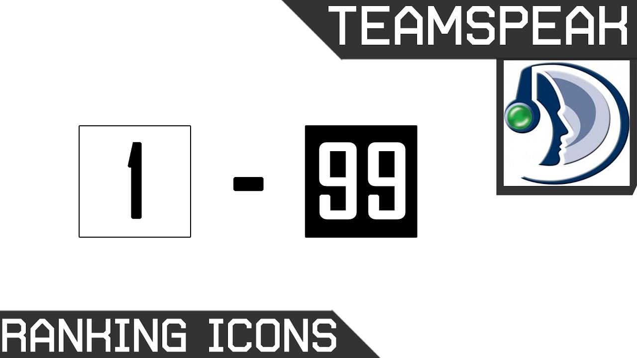 Teamspeak Icons Download