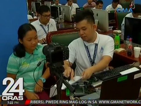 24 Oras: Passport application sa Manila City Hall, dinagsa at nagkaroon daw ng komosyon