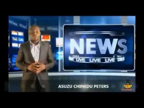 BVI News Flash: Nigeria police Cut on Camera Killing IPOB's at Onitsha (30th May 2016)