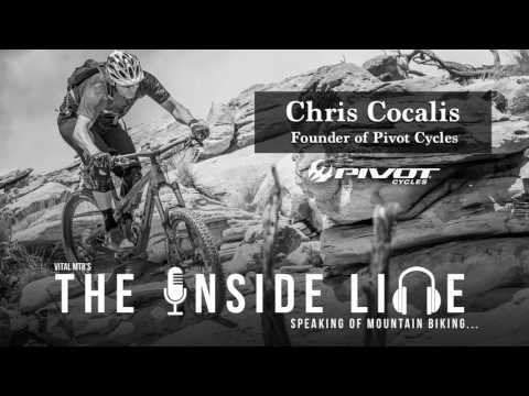 Pivot Cycles Founder Interview - The Inside Line Podcast with Chris Cocalis