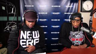 Lecrae on Dealing with Groupies, Drinking & Smoking Weed + Kicks a Freestyle on Sway in the Morning
