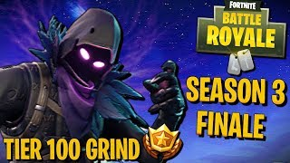 Fortnite Battle Royal Stream - Last Day Battle Pass Rewards