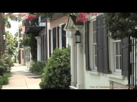 Charleston, South Carolina, USA 3 Collage Video - youtube.com/tanvideo11