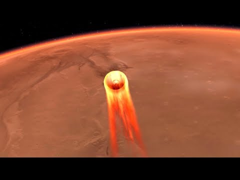 LIVE Mars Landing from JPL | Nov. 26, 2018 | Exploratorium