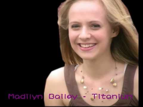 Madilyn Bailey - Titanium Cover (Audio) HD