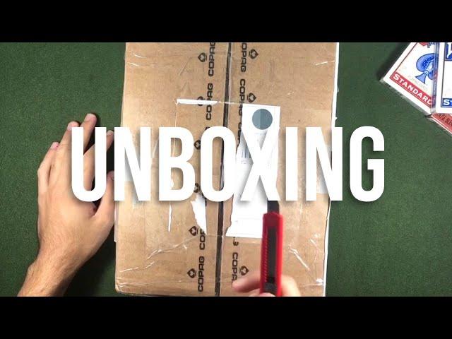 UNBOXING Baralhos CartoMagias.com