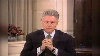 Jan. 7, 1999: President Clinton's impeachment trial