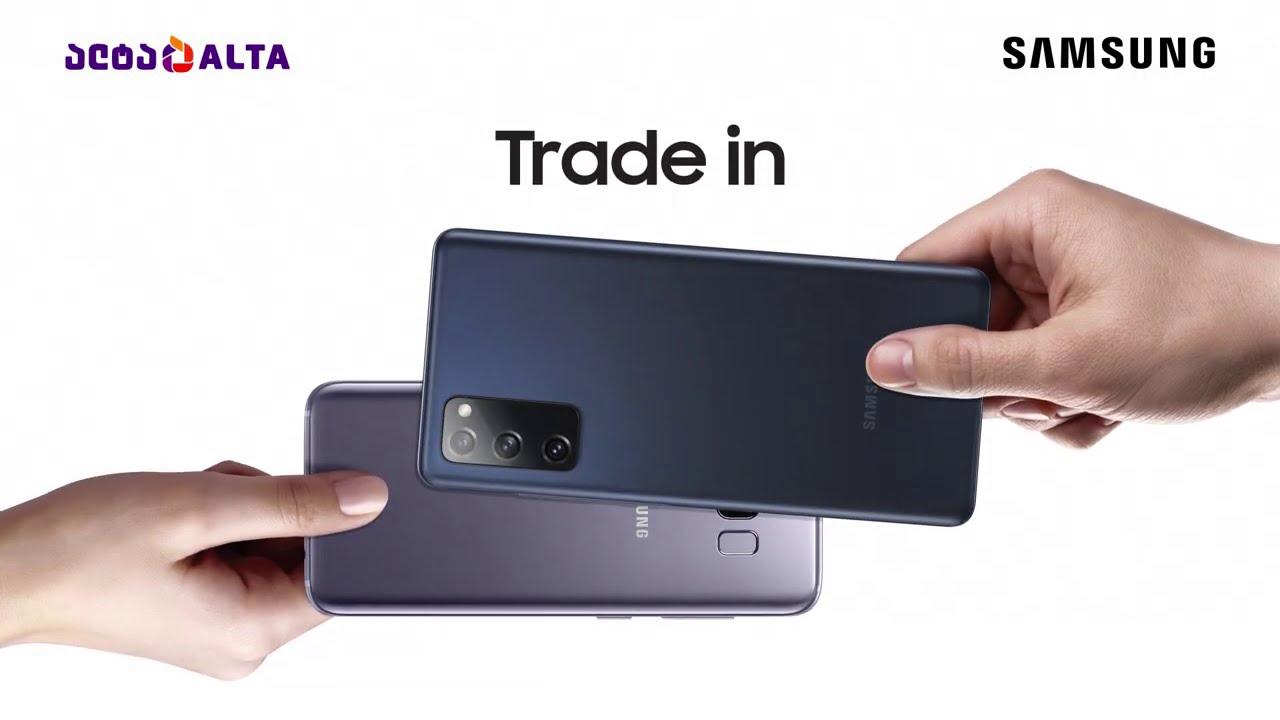 Samsung Galaxy S20 FE Trade-in აქცია