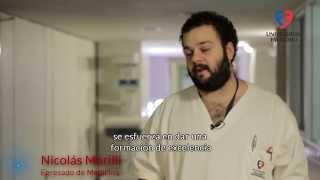 #FavaloroEduca - #Testimonio - Nicolás Marilli, egresado de Medicina