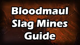 How to Tank for Dummies - Bloodmaul Slag Mines