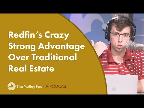 Redfin's Crazy Strong Advantage Over Traditional Real Estate