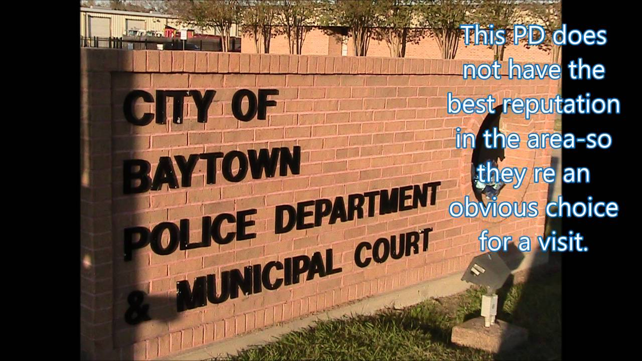 BaytownTx PD-1 St Amendment Audit