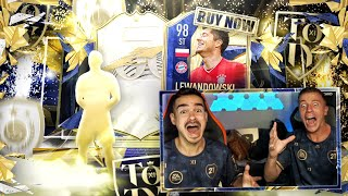 OMG!!! ICON IM PACK 🔥😱 BEST OF TOTY PACK OPENING