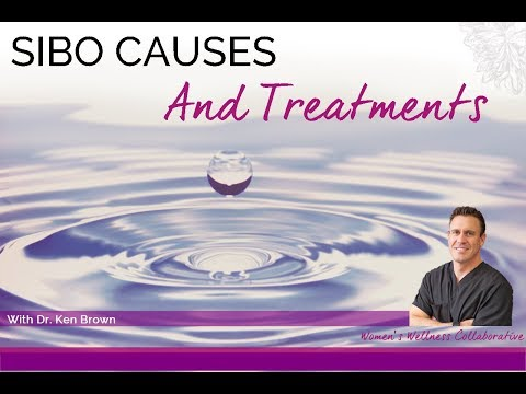 SIBO Causes and Treatments with Dr. Ken Brown
