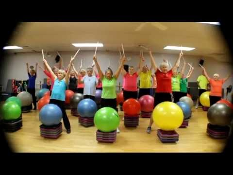 Ball Drumming YMCA