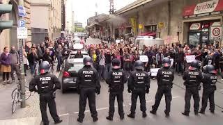 Marsch für das Leben in Berlin am 22.9.2018 - Trauermarsch