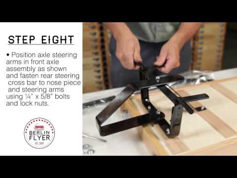 Berlin Flyer Assembly Instruction Video