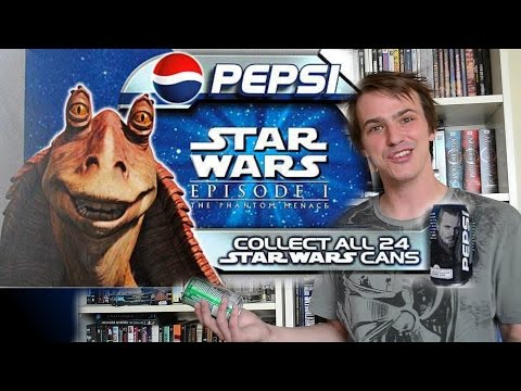 Episode I PEPSI COLLECTION!