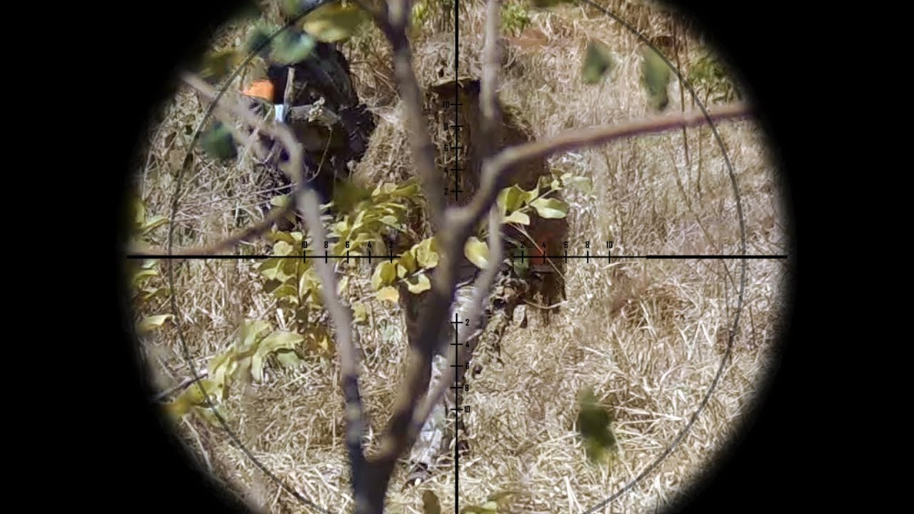 Quando um Sniper Mostra toda Sua Habilidade ! III  Usando Fuzil de Assalto