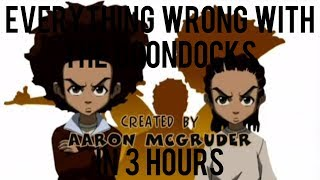 Video Everything Wrong With The Boondocks (Season 1) in 3 Hours download MP3, 3GP, MP4, WEBM, AVI, FLV Mei 2018
