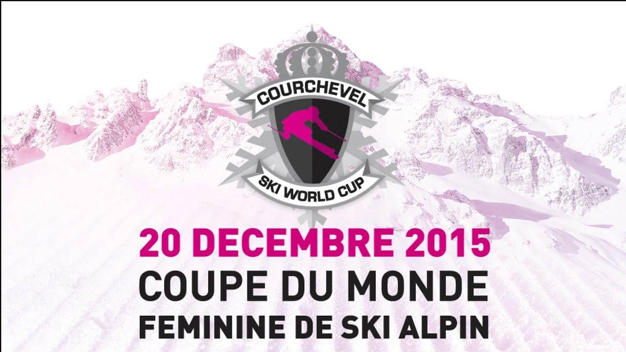 Courchevel audi fis coupe du monde f minine de ski alpin youtube - Coupe du monde de ski courchevel ...