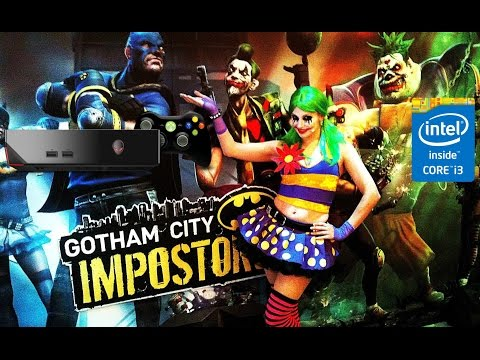 Gotham City Impostors Free To Play on Alienware Alpha i3 Ultra Settings