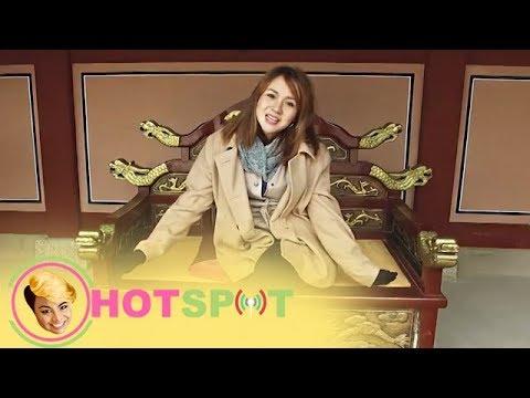 Hotspot 2017 Episode 1243: Jeepney TV Annyeongsaya Korea winners enjoy sa kanilang trip sa Korea