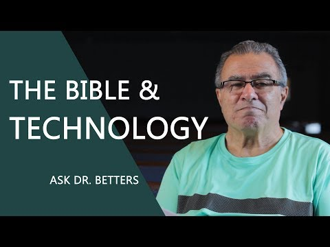 How Do We Apply Biblical Principles To Technology?