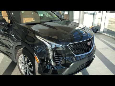 2019 Cadillac XT4 AWD Sport | Wolfe Cadillac