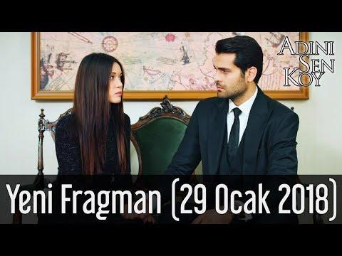 Adını Sen Koy Yeni Fragman (29 Ocak 2018)