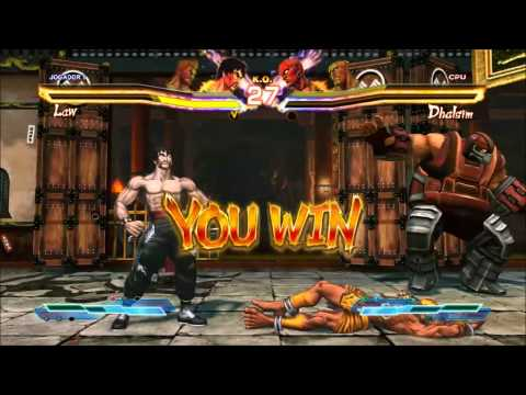 Gamer K | Street Fighter x Tekken - Paul e Law [ Arcade Mode ]
