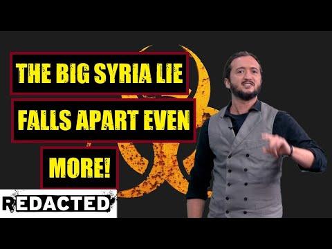 The Big Syria Lie Falls Apart EVEN MORE!