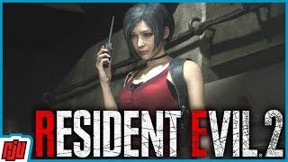 Resident Evil 2 Part 8 | Leon Gameplay | RE2 Remake Walkthrough | PC Horror Game