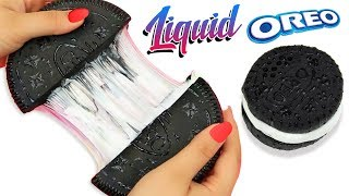 How To Make Liquid Oreo and Glass | DIY by HooplaKidz How To
