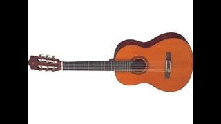 Yamaha CGS102A 1/2 Size Classical Guitar for Kids Review