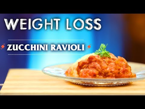 Zucchini Ravioli Recipe | Best Food For Weight Loss | Special Food Recipes | ABN Indian Kitchen