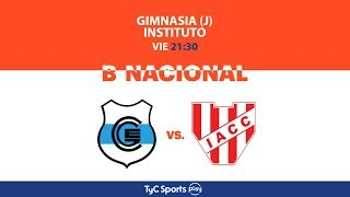Gimnasia Jujuy vs Institute full match