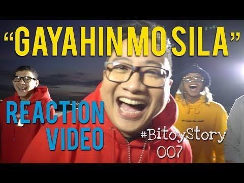 """#BitoyStory 007: """"Gayahin Mo Sila"""" (Reaction Video feat. Ex Battalion)"""