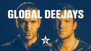Global Deejays - THE COLLECTION - The Sound of San Francisco (Clubhouse Extended Mix)