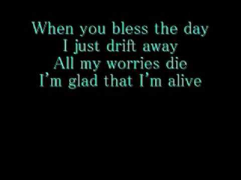 Celine Dion-Im Alive With Lyrics