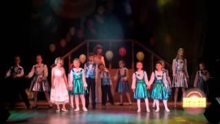 Отчетный концерт детских коллективов