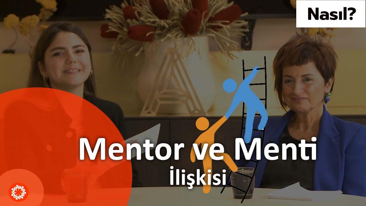 Mentorluk ve Mentilik İlişkisi - Merve Konuralp & Ayşe Öktem | BinYaprak