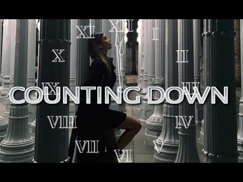 """Liane V """"Counting Down"""" Official Music Video"""
